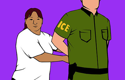 Arrest ICE, 2012.