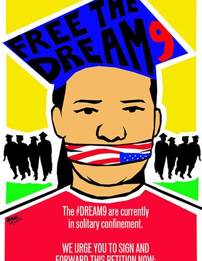 Free the Dream 9, 2013.