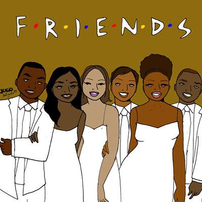 Friends, 2015.