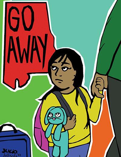 Go Away, 2011.