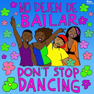 Don't Stop Dancing, 2016.