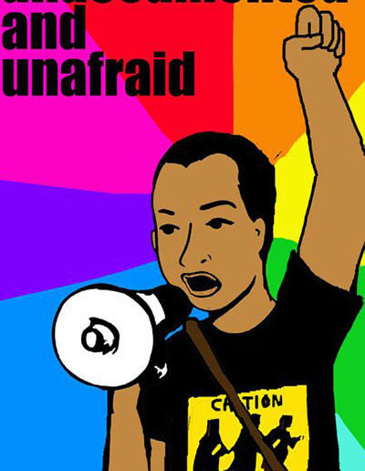 Queer, Undocumented and Unafraid: Jorge, 2010.
