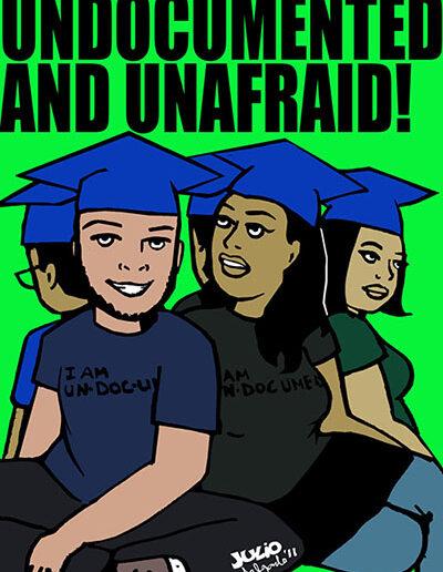 Undocumented and Unafraid, 2011.